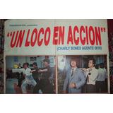 Poster Carlitos Bala Un Loco En Accion Afiche