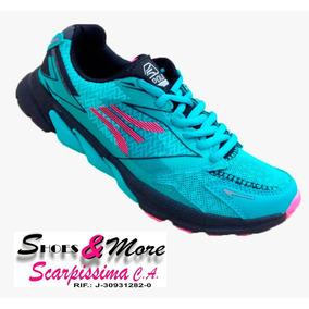 Zapatos Para Dama Apolo Ad1516 Aquamar