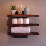 Repisa Para Baño Mod B47 Green Life Muebles