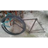 Cuadro Bicicleta Antiguo Fixie