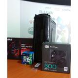 Pc Gamer Core I5 7500 Board Asus Gtx 1050 2gb Ddr5