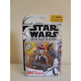 Star Wars - Clone Wars - Animated Arc Trooper Red
