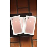 Iphone 7, Rosa, 128gb, At&t, Nuevo!