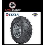 Cubierta Trasera Titan 489 25x10-12