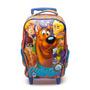 Mochila De Rodinha Scooby-doo Grande - Xeryus