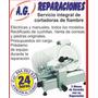 Reparación Cortadora Fiambre Y Equip. Comercial.-