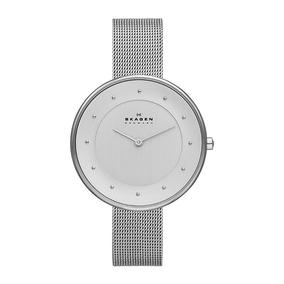 Relógio Skagen Denmark Precisa Trocar Bateria Feminino - Relógios De ... 1ce8b7a82a