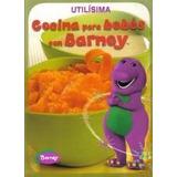 Cocina Para Bebes Con Barney-ebook-libro-digital