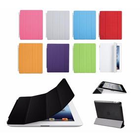 Capa Smart Case Ipad 4 A1458 A1459 A1460 Sensor Completa