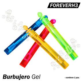 Burbujero Fiesta Tubo Gel Boda Burbujas Misa Peluca Color