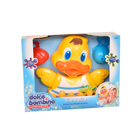 Juguete Para El Baño Tito Patito Dolce Bambino