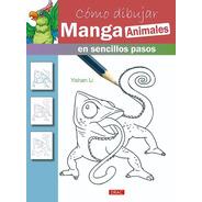Cómo Dibujar Manga Animales En Sencillos Pasos