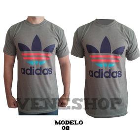 Franelas Camisas adidas Hombre Talla M