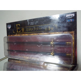 Zoro Chopsticks Sushi Espadas One Piece Mercadotecnia Anime