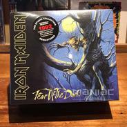 Iron Maiden Fear Of The Dark Cd Box Set + Muñeco