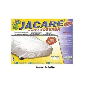 Capa P/ Carro Jacaré 100% Forrada 100% Impermeável Tam P