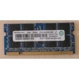 Memoria Ram Ddr2 De 2 Gb A 667 Mhz