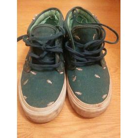 Zapatillas Vans Chukka Pro - Cómo Nuevas!!! (no Nike)