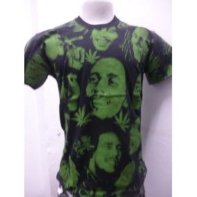 Remeras De Bob Marley Varios Modelos Reggae Que Sea Rock!!!