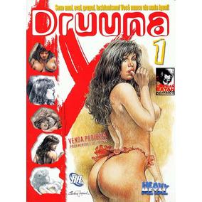 Druuna - Coleção Digital + Brindes - Hqs Digitais - Download