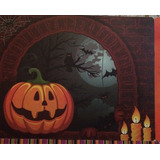 Manteles Individuales Halloween Comedor Cocina Fiestas