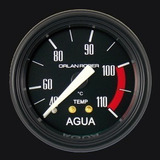 Reloj Temperatura De Agua Orlan Rober Línea Classic