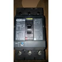 Interruptor Termomagnetico 250 Amps Nuevo Square D