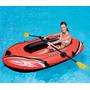 Gomon Bote Importado Bestway + Remos + Inflador Hydro Force