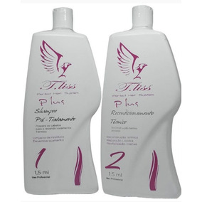 T.liss - Escova Progressiva Perfect Hair System Plus 2 Passo
