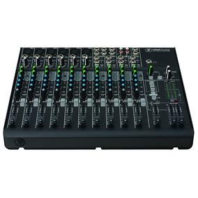 1402vlz4 Mackie Mesa Mixer De Som 14 Canais Áudio 1402 Vlz4