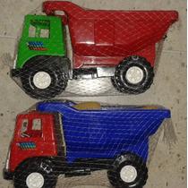 Camion De Juguete Con O Sin Tobo Playero. Oferta!!!