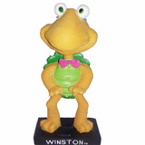 Porcelana Winston Tortuga Navidad Regalo Amor Hogar Decora