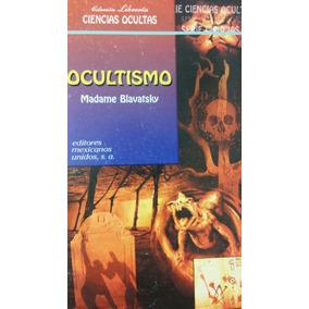 Ocultismo Madame Blavatsky