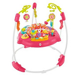 Fisher-price Rosa Pétalos Jumperoo