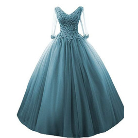 Vestido Debutante Festa 15 Anos 353 Noivas Varias Cores Luxo