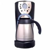 Cafetera Oster Programable De 10 Tazas 3308 Jarra En Acero