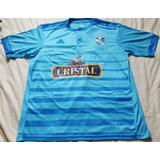Camiseta Sporting Cristal 2017 Celeste Primera Equipacion