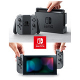Consola Nintendo Switch 32 Gb Con Controles Joy-con Gris Con