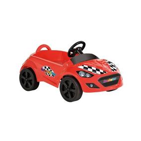 Roadster Vermelho Bandeirante