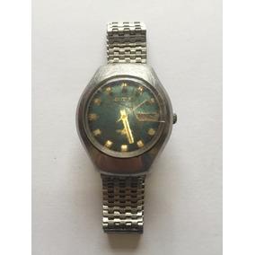 Relógio Citizen Automático Antigo Com Calendário
