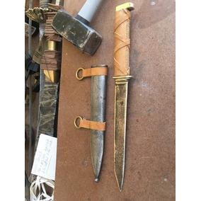Cuchillo Seax Vikingo