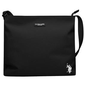 Bolsa Para Dama Polo Negro 100% Original W74966