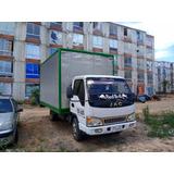 Vendo O Cambio Furgon Jac 1045 De 3,3 Ton, Mod 2013