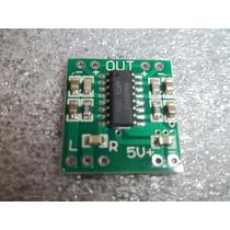 Mini Amplificador Estéreo- 2 X 3 W Rms