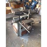 Máquina Carpinteria,combinada 5 Funciones, Marca Sicar