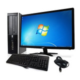 Hp 8200 Elite Desktop - Intel Quad Core I5 3.10ghz, Ddr3 De
