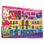 Polly Pocket 5 Polly Amigas Super Fashion + 50 Itens 7937-6