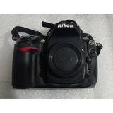 Camara Nikon D300s - Solo Cuerpo
