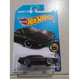 Carro A Escala Hotwheels Auto Fantastico Kitt Knight Rider