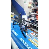 Araña Soporte Farol Tablero Optica Hyosung Gt 250 650